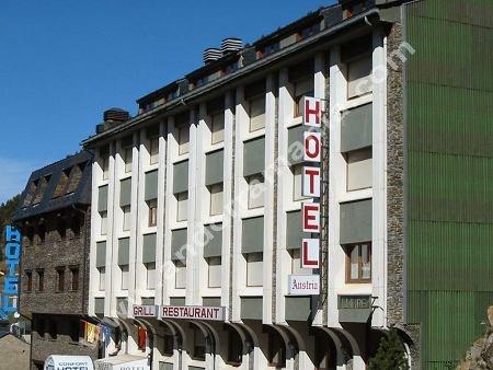 hoteles soldeu el tarter andorra: